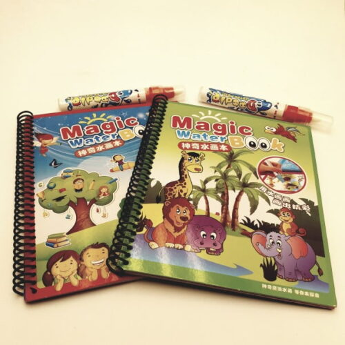 Magic Doodle Pen en Kleurboek